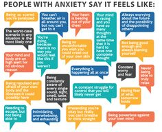 What Life Is Like With Anxiety #mentalillnessfeelslike #MHM2016