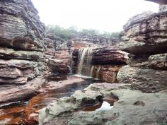 Cachoeira das Orquideas -Chapada Diamantina