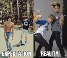 Haha EXO always cracks me up.