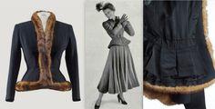 1947-48 Christian Dior Haute Couture, automne-hiver