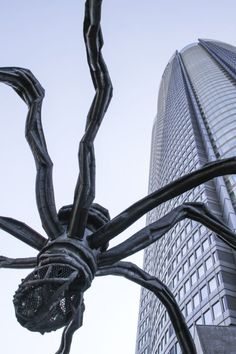 Roppongi Hills is one not to miss when you visit Tokyo.  Part of our Tokyo Top…