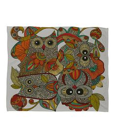Owl Zentangles by DENY Designs