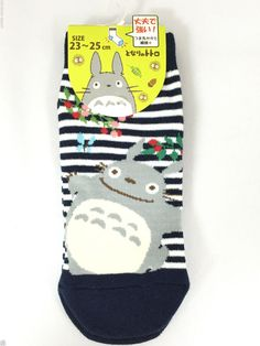 My Neighbor Totoro fukusuke Socks 1pair 23 -25 cm Official women's JAPAN 11