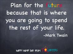 One of the BEST MARK TWAIN quotes!!!  #inspiration #pqcareers