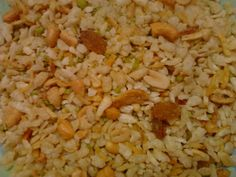 Sweet and Salty Kaju kishmish Chiwdha Mix Namkeen, Premium Quality 250 Grams