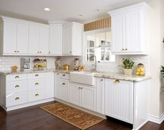 Beadboard Wallpaper On Kitchen Cabinets | White Beadboard Kitchen Cabinets