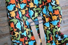 Cover a Baby Car Seat using existing cover