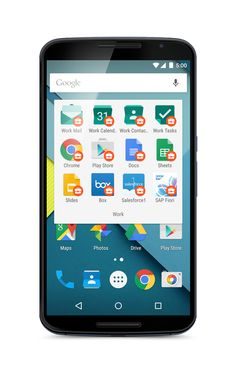 Official Google for Work Blog: Android is ready for work