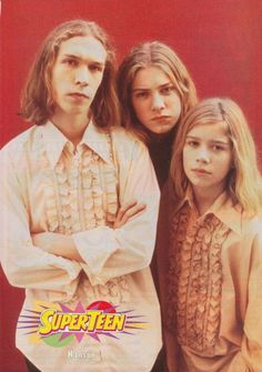 When Hanson was OVER IT. | 25 Times '90s Teen Heartthrobs Photos Failed