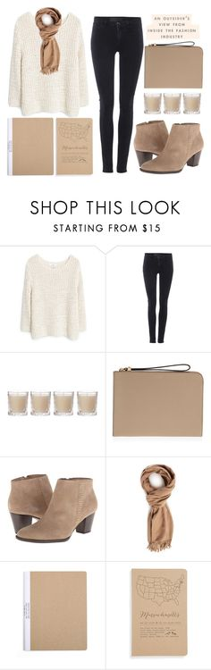 """Untitled #148"" by katie-m1 ❤ liked on Polyvore featuring MANGO, Samsøe & Samsøe, Shabby Chic, Henri Bendel, StreetStyle and talesfromthebackrow"