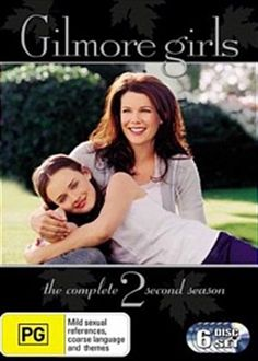 Gilmore Girls; S2 Drama, DVD | Sanity