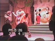 Mickey mouse clubhouse show disney world