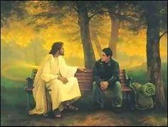 Predicando la Palabra de Dios: Jesus Nunca Nos Deja Solos En La Calle