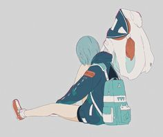 e-shuushuu kawaii and moe anime image board Pretty Art, Cute Art, Anime Illustration, Character Art, Character Design, Animated Cartoons, Pastel Art, Anime Art Girl, Aesthetic Art