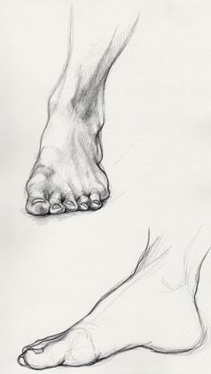 Learn To Draw People - The Female Body - Drawing On Demand Feet Drawing, Body Drawing, Life Drawing, Drawing Lessons, Drawing Ideas, Drawing Hands, Drawing Poses, Drawing Tips, Anatomy Sketches