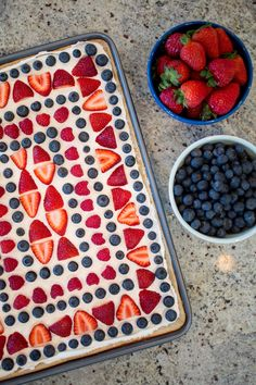 Quick and Easy Fruit Pizza Recipe