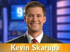Kevin Skarupa, meteorologist. Click on picture to view bio.