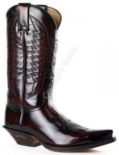 e14abf465a Las 33 mejores imágenes de Botas cowboy hombre