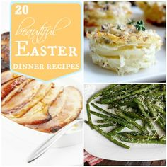 20 Beautiful Easter Dinner Recipes   Spoonful