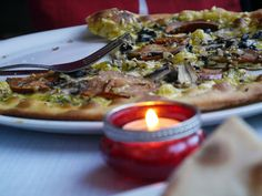 Vegan Pizza at Sfizy Veg, Berlin  - Our New Plan To Call Berlin Home – For Now