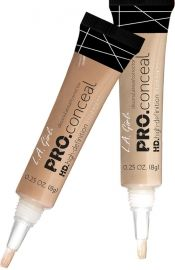 L.A. Girl USA Cosmetics - Pro Conceal. My only issue with this is that it contains parabens. When I find something that works as well, I will change.