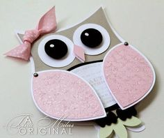 Ideas de invitaciones de cumpleaños! | Aprender manualidades es facilisimo.com Owl Themed Parties, Owl Birthday Parties, Owl Parties, 2nd Birthday, Birthday Ideas, Owl Birthday Invitations, Baby Shower Invitations, Party Invitations, Baby Shower Invites For Girl