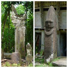 megaliths sumatra nias island
