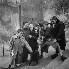 Boubat.Montmatre 1949
