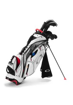 Oakley Carry Golf Bag Caddy Push Cart