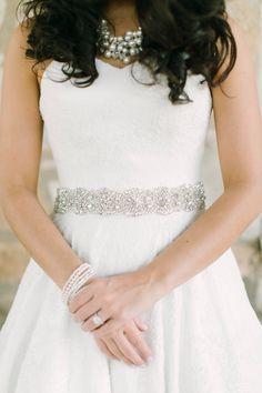 Swarovski Pearl Rhinestone Wedding Dress Sash - S2 by bigrockbridal on Etsy https://www.etsy.com/listing/125328561/swarovski-pearl-rhinestone-wedding-dress