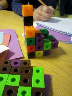 Open ideat: Hahmottaminen - erilaisia rakennelmia. Early Childhood Education, Occupational Therapy, Pattern Blocks, Usb Flash Drive, Math, Crafts, Childhood Education, Occupational Therapist, Early Years Education