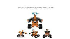 JIMU Robot TankBot Kit - Programmerbar Robot