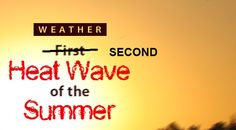Second Major Heatwave Of The Summer Set To Arrive On Cue For Exacta Weather ☀☀☀ @ http://www.exactaweather.com/UK_Long_Range_Forecast.html