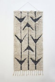 Add an eclectic feature to your living spaces with our woven wall hangings! Measuring x these large textural hangings will most definitely add personality and warmth to your home. Fabric Wall Decor, Wall Decor Design, Tactile Texture, Woven Wall Hanging, Loom Weaving, Living Spaces, Living Room, Tapestry, Wall Hangings