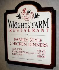 Wrights Farm Restaurant  #VisitRhodeIsland