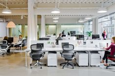 Open Office Design Of 28 Boora Architects Fine Design Group Photo