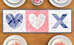 **This listing is for a digital PDF pattern file. Due to changes in VAT tax laws, this is NOT an instant download, a PDF file will be emailed to you after purchase within 12 hours.**  For an instant download PDF, please visit payhip.com/lillyellastitchery.  ...................................  One sale for $6.50 thru Valentines Day - will be $7.50 after. ...................................  This pattern is designed for the advanced beginner with some paper piecing experience. There are ...
