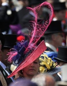 6c9b7c8a0f1 45 Fabulous Hats From The Royal Ascot
