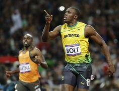 Usain Bolt: The London 100m - Track & Field Slideshows | NBC Olympics