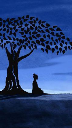Buddha Artwork, Buddha Wall Art, Buddha Painting, Buda Wallpaper, Zen Wallpaper, Mobile Wallpaper, Spiritual Wallpaper, Iphone Wallpaper Yoga, Iphone Wallpapers