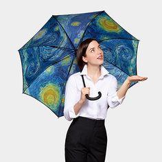 starry night umbrella full size