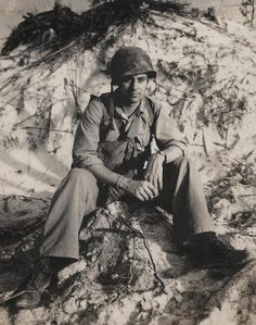 John Day on Peleliu, October 1944 by Marine Corps Archives & Special Collections, via Flickr