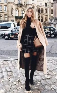 Classy Winter Outfits, Winter Outfits Women, Cute Casual Outfits, Winter Fashion Outfits, Stylish Outfits, Formal Winter Outfits, Paris Winter Fashion, Winter Outfits Tumblr, Winter Coats Women