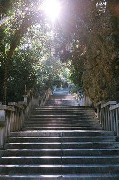 Stairway to heaven. Split, Croatia