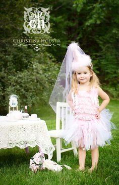 Princess Birthday Outfit  3 Piece Pink