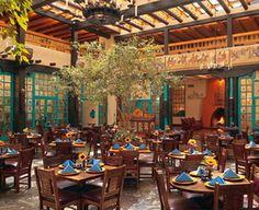 New Mexican Food in a Santa Fe Landmark: LA PLAZUELA