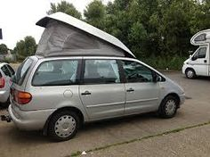 Image result for vw sharan camper van Seat Alhambra, Vw Sharan, Small Campers, Camper Conversion, Campervan, Volkswagen, Ford, Vehicles, Image