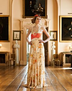 Photo by Stevieroy, dress James Steward, Hat Marie Kay, location Castle Howard N Yorks