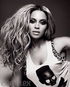Beyonce Complex Magazine 2011