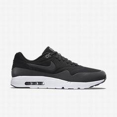 sale retailer 692d0 20518  127.66 nike air max 1 ultra moire trainers,Nike Mens Black Dark Grey